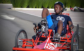 Cycle for Christ Pedal Cars Fisantekraal
