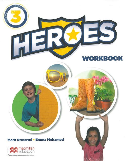 3r ANGLÈS HEROES WORK BOOK