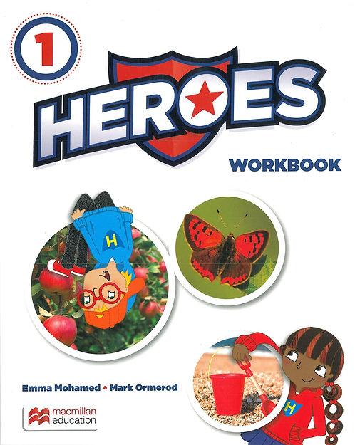 1r ANGLÈS HEROES WORK BOOK