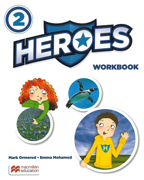 2n ANGLÈS HEROES WORK BOOK