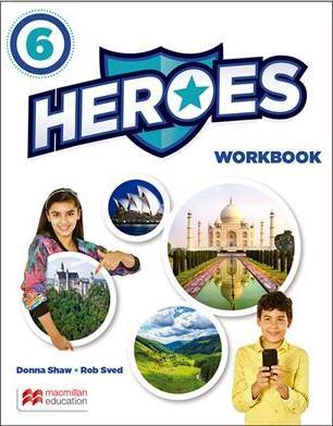 6è ANGLÈS HEROES 6 WORKBOOK