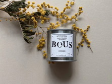 Bous Candles and Home Fragrance