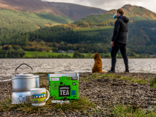 CUMBRIAN TEA - THE JOURNEY THUS FAR