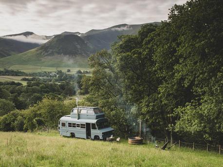 Hinterlands Converted Bus