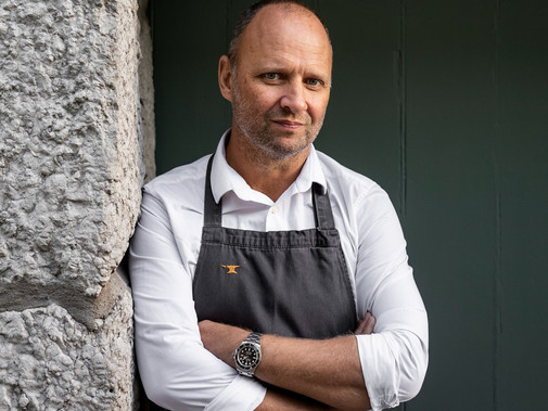 SIMON ROGAN | NORTH WEST BASED CHEF'S RESTAURANTS FEATURE IN TOP GLOBAL DINING GUIDES