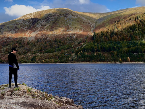 EXPLORING THIRLMERE & THE LAST KING OF CUMBRIA