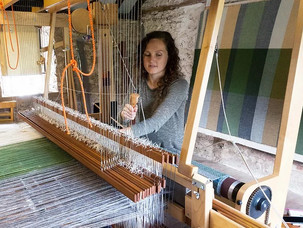Rhian Wyman Creates An Eco Range To Add To Her Elegant Collection Of Handwoven Contemporary Designs