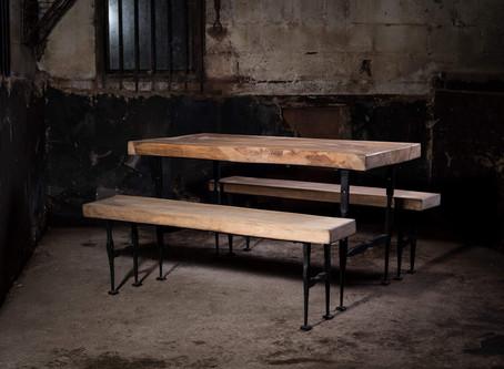 Bespoke Furniture at Orrest Head