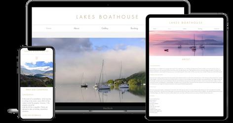 Lakes Boathouse