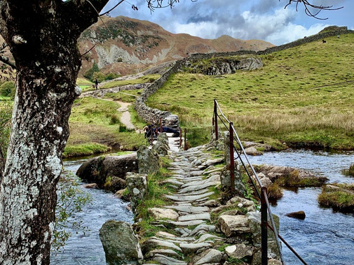 SLATERS BRIDGE | LITTLE LANGDALE