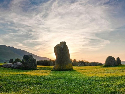 VISIT THE DRAMATIC CASTLERIGG STONE CIRCLE