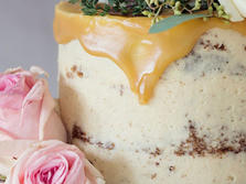 Hand Crafted Wedding Cakes