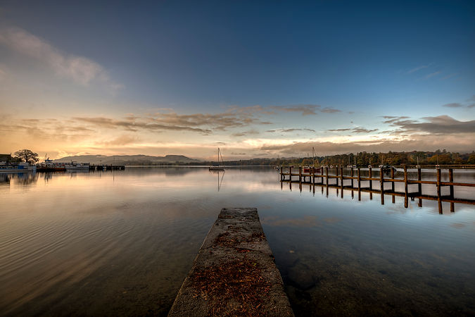 Windermere is the largest natural lake i
