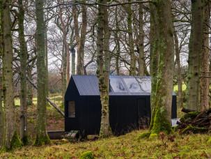 Luxurious & Romantic Cabin Hidden In A Secret Location In Cumbria