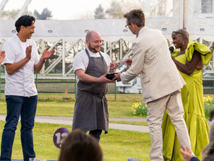 Dan McGeorge North West Chef Crowned Champion Of Champions -  On BBC Two's Great British Menu