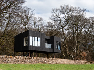 Stay In The Luxurious Treehouse In Northumberland