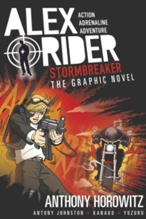 Alex Rider Stormbreaker - Book 1