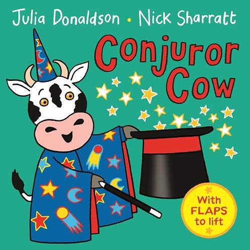 Conjuror Cow by Julia Donaldson