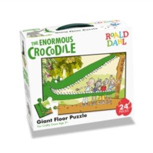 The Enormous Crocodile jigsaw