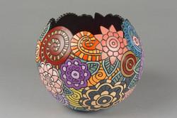 177 - Garden bowl