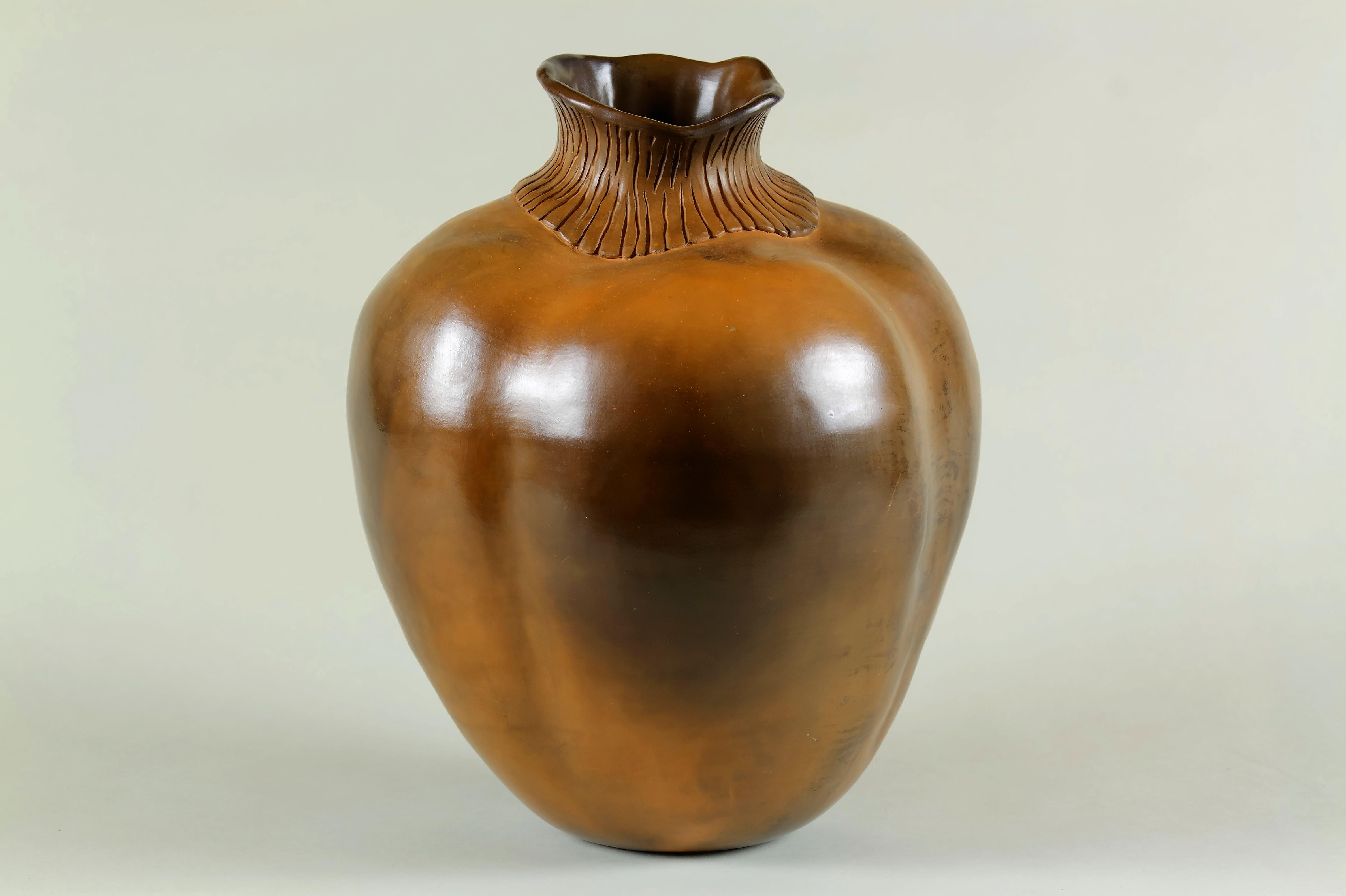 127-Squash jar