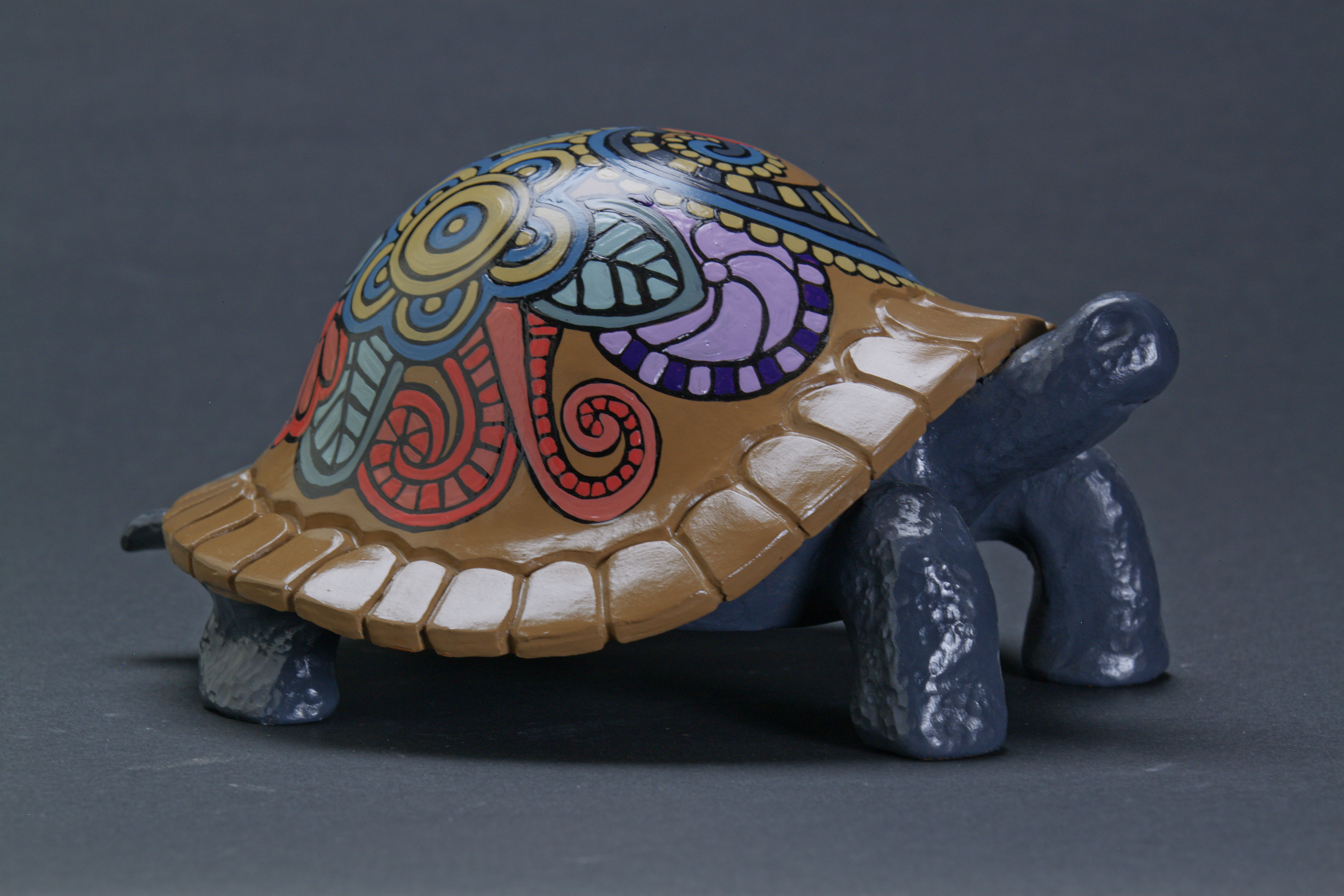 172- Garden Turtle