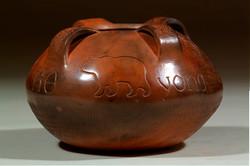 061-Yona (bear) Pot