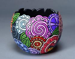 211 - Garden bowl
