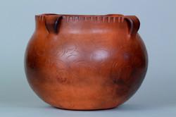 020-Stamped Pot