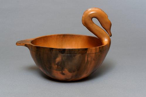 Swan Effigy Pot