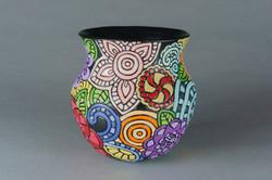 178- Garden jar