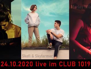 24.10.2020 im Club 1019