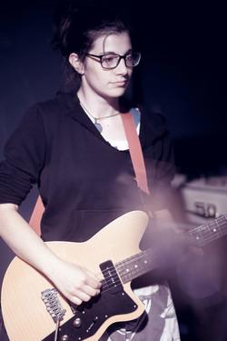 Phat Jam on Ryan's guitar :)