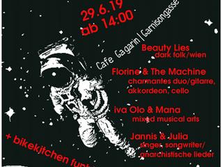 29 June 2019 @Gagarin Street Festival