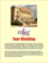 Wedding Information booklet