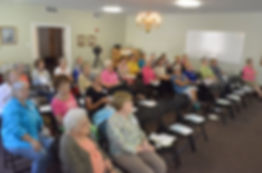 UMW, United Methodist Women