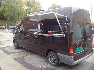 woodoven.no Pizza food truck