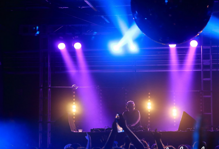 The Black Madonna - house, disco, techno DJ