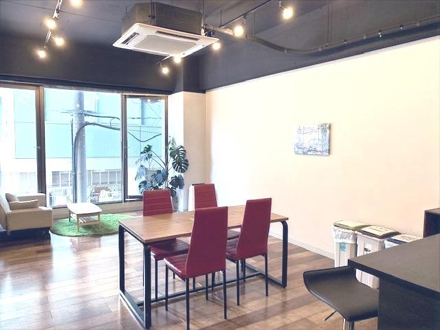 オフィス休憩室