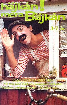 1990 HäJKåN, mera BäJKåN kasset nr 2.jpg