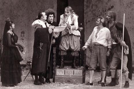 Figaros Bröllop DALATEATERN