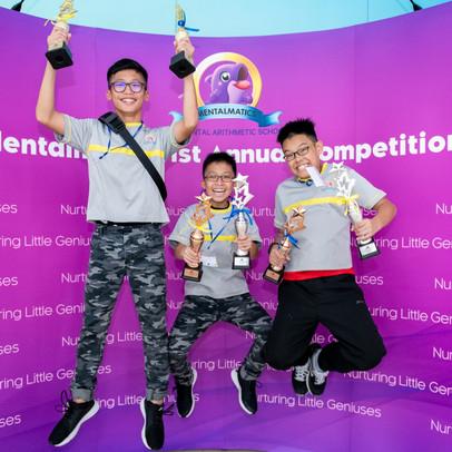 2019 Mentalmatics Competition