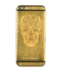 iphone, custom, oro, personalizzato, apple