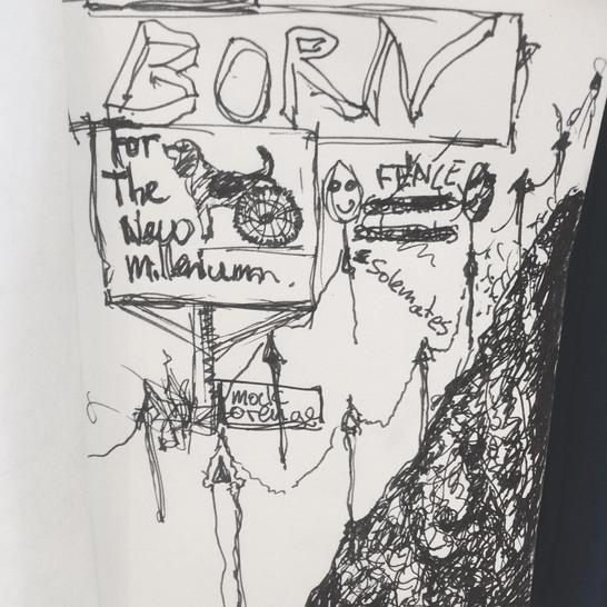 (2018/10) Born this way