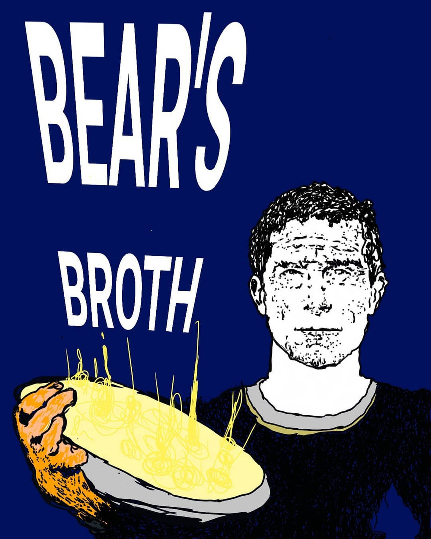 (2018/11) BEAR'S BROTH