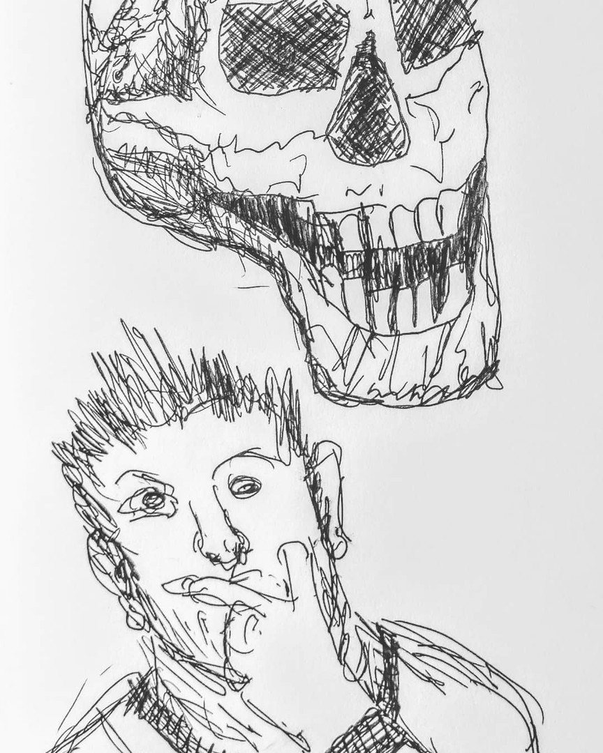 (2019/08) Why are skulls cool?