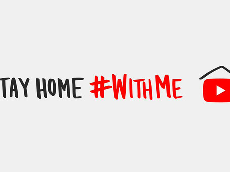 Stay Home #WithMe - Youtube, you Beauty