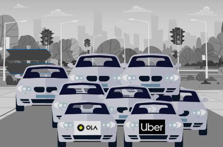 Nasa Cabs : A disruption in Cab Aggregation