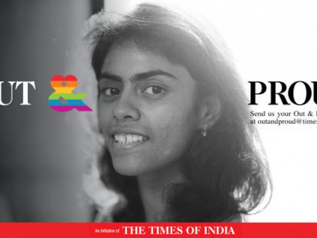 Times : Out & Proud
