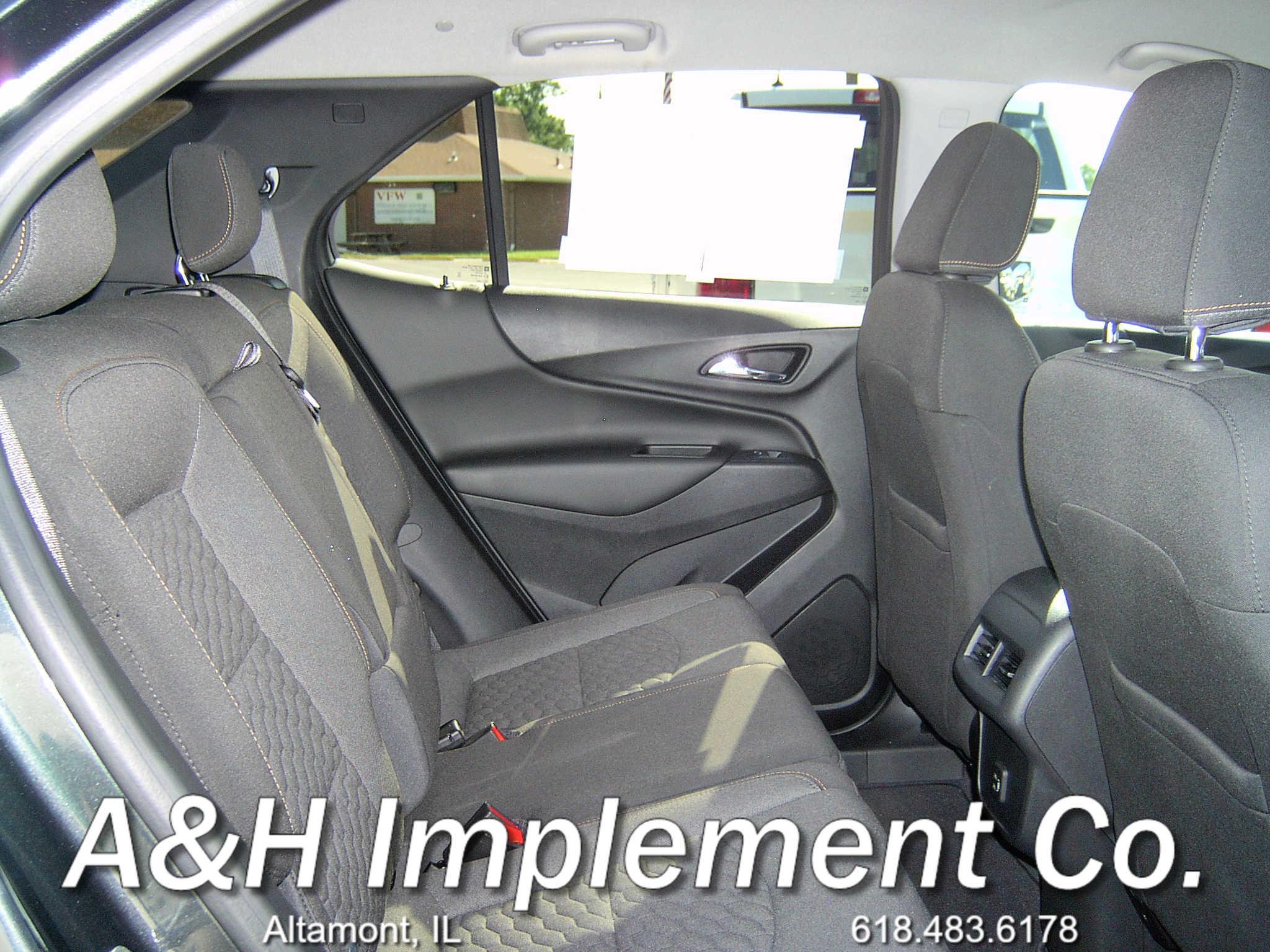 2020 Chevrolet Equinox Lt - Gray 5
